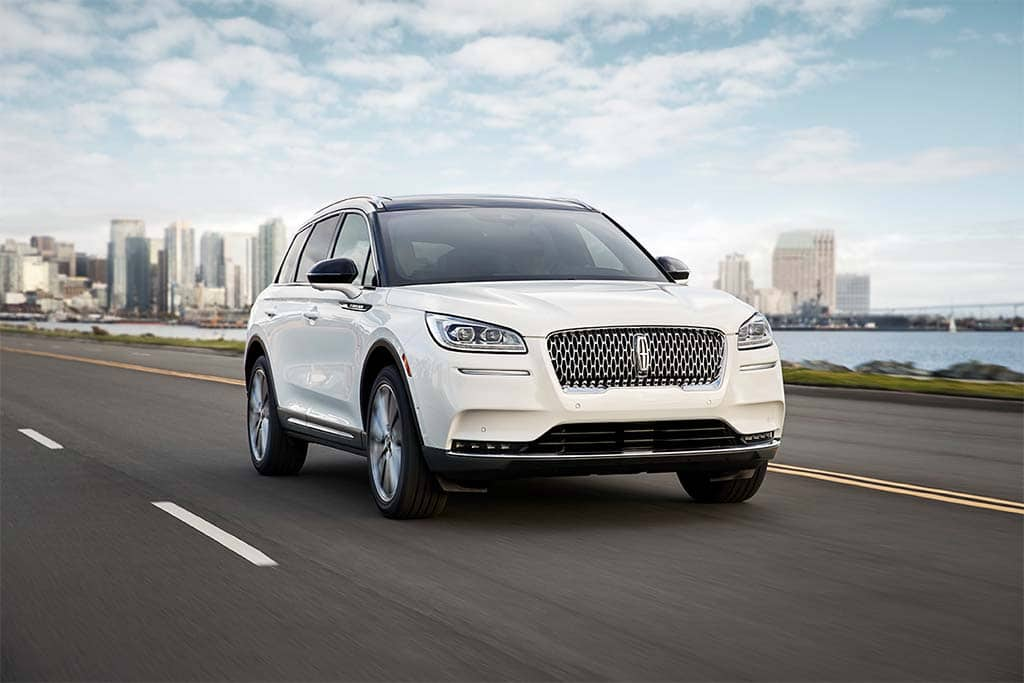 Lincoln Corsair: a Small SUV with a Big Role to Play