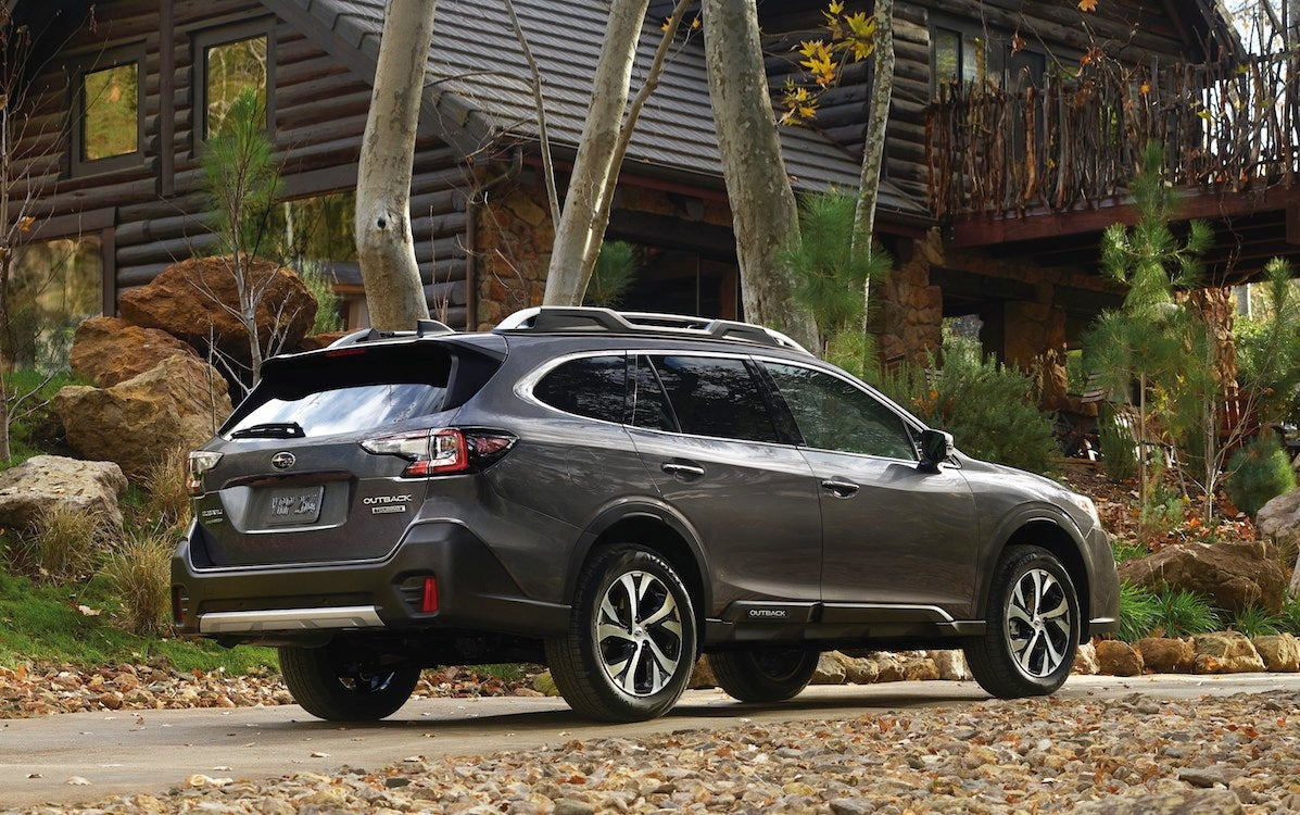 Subaru Launches Best Ever Outback Suv Thedetroitbureau Com