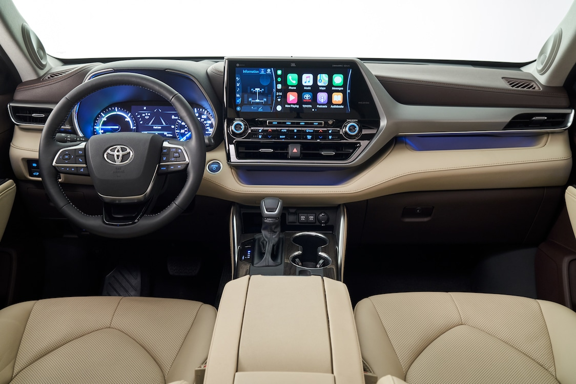 Toyota Rolls Out New and Improved Highlander for 2020 ...