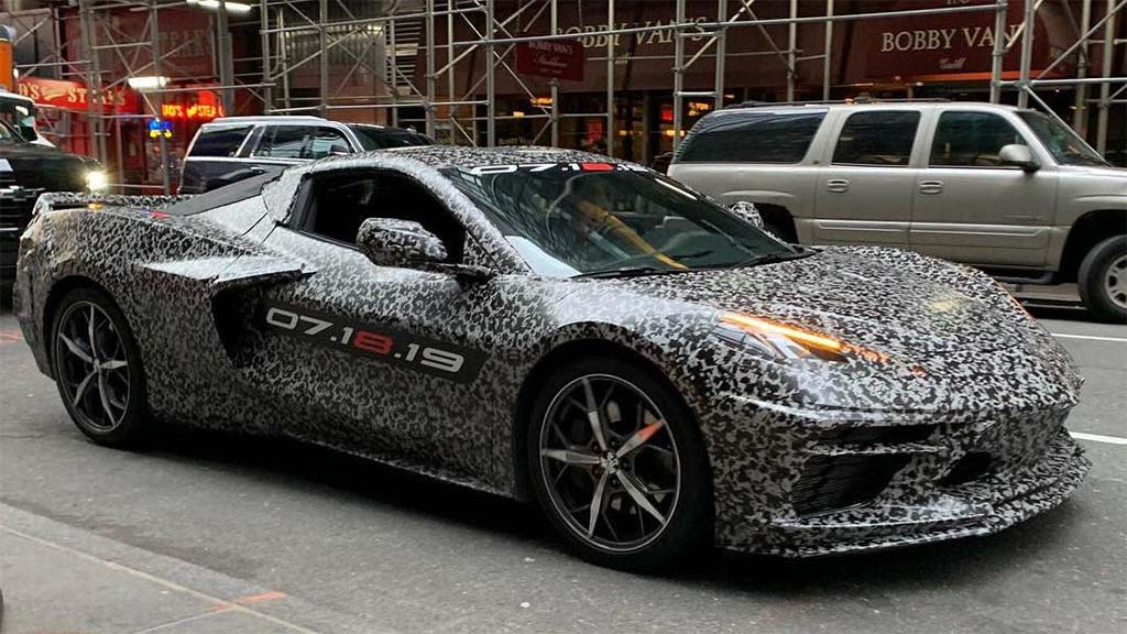 It's Official! Really! GM to Reveal Mid-Engine C8 Corvette in July