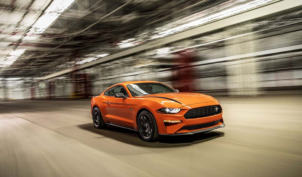 "Ford Muscles Up its ""Entry-Level"" Mustang 