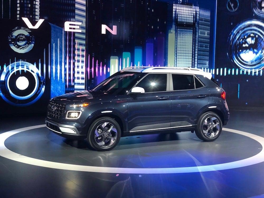 O Brien Hyundai >> Hyundai Venue Completes Korean Carmaker's SUV Roll-Out ...