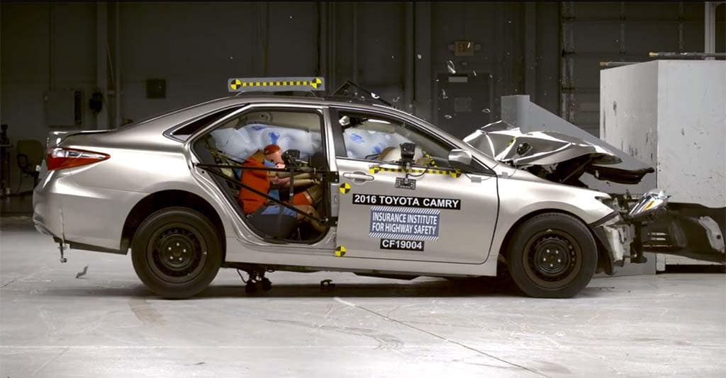 Rear-Seat Occupants at Higher Risk of Death, Injury, Warns IIHS