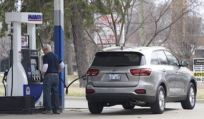 Gas prices rising as lockdowns ease