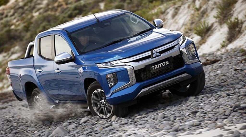 Mitsubishi Could Be Next to Reenter U.S. Pickup Market