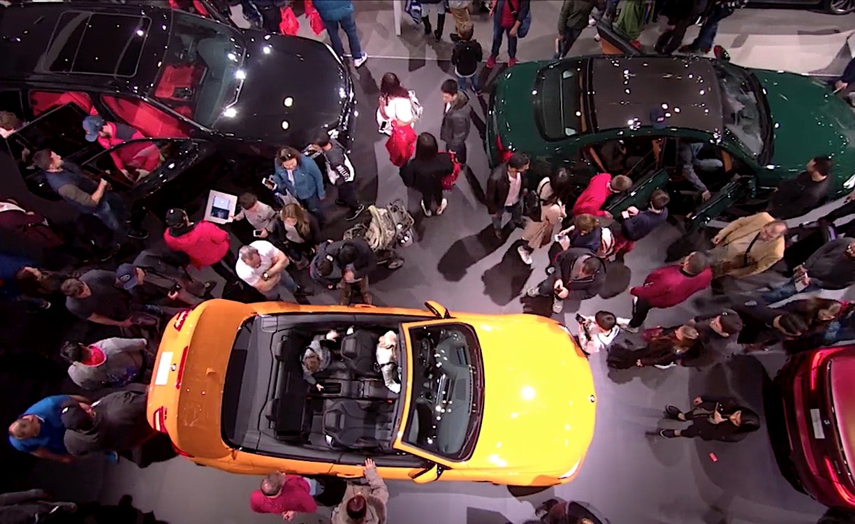 American Automakers Leaving Their Mark at NYIAS
