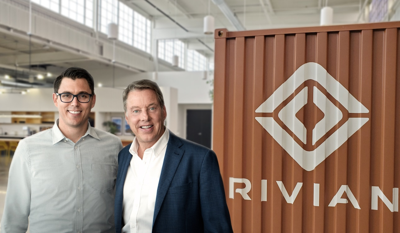 Ford Investing $500M in Rivian; Will Use Start-Up's Platform for New BEV