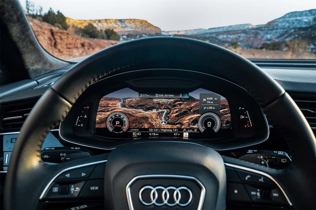 Audi Joining BMW Daimler Autonomous Vehicle Partnership
