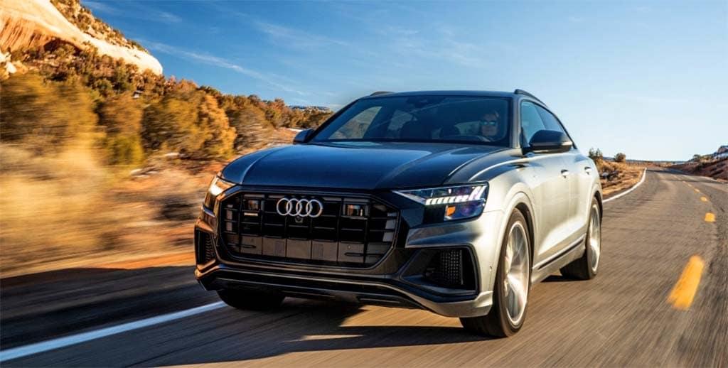 First Drive: 2019 Audi Q8 Quattro