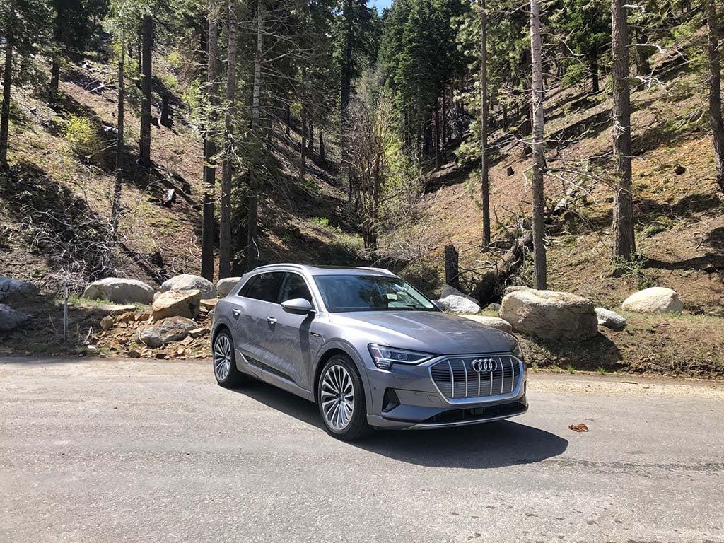 First Drive: 2019 Audi e-tron