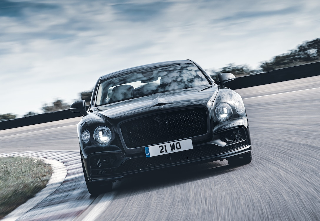Bentley Celebrates 100 Years with All-New Flying Spur