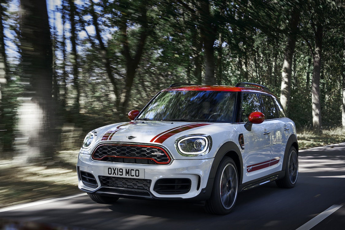 Minis New John Cooper Works Models Ascend To New Levels