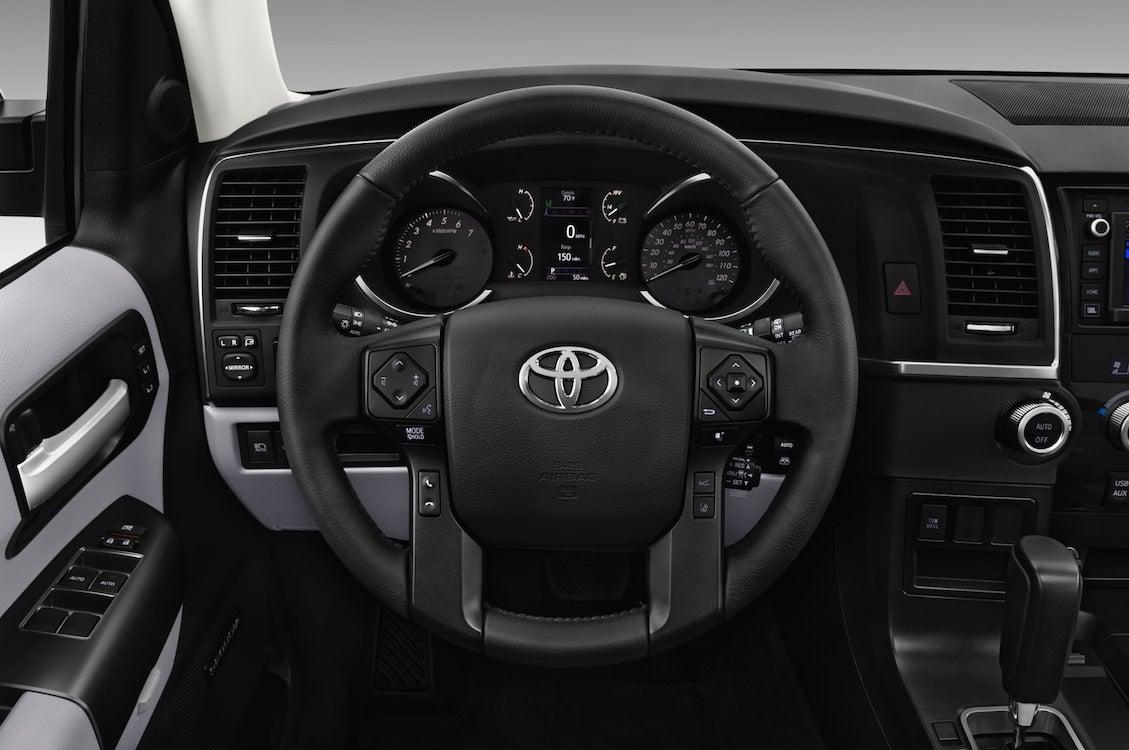 First Drive 2019 Toyota Sequoia Thedetroitbureau Com