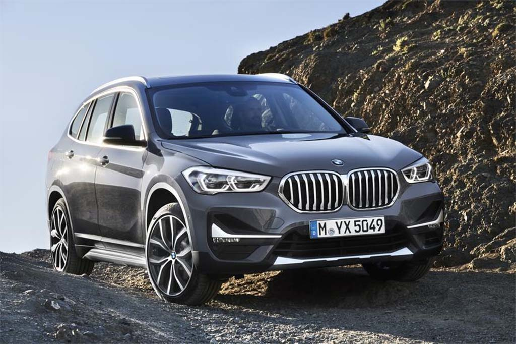 First Look: 2020 BMW X1