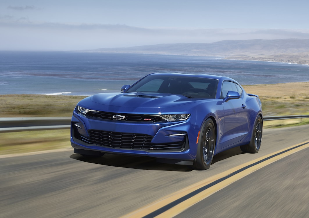 GM Updates Chevy Camaro's Appearance for 2020 Model
