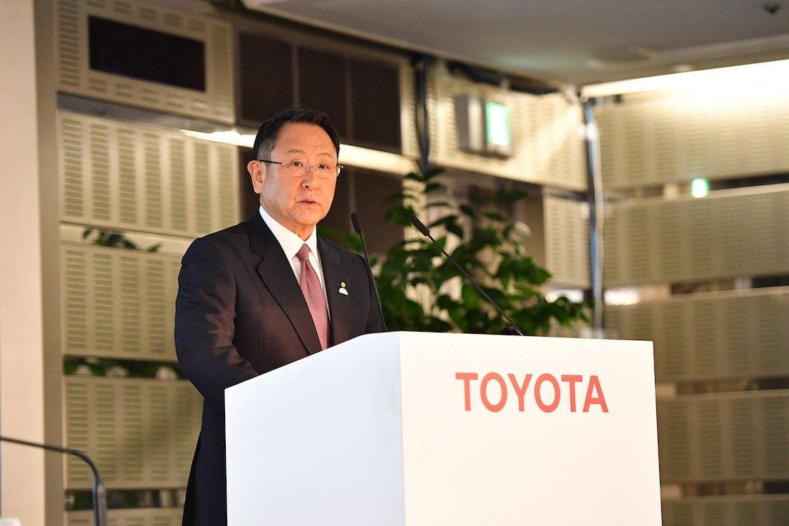 Toyota Expanding Ties to Subaru