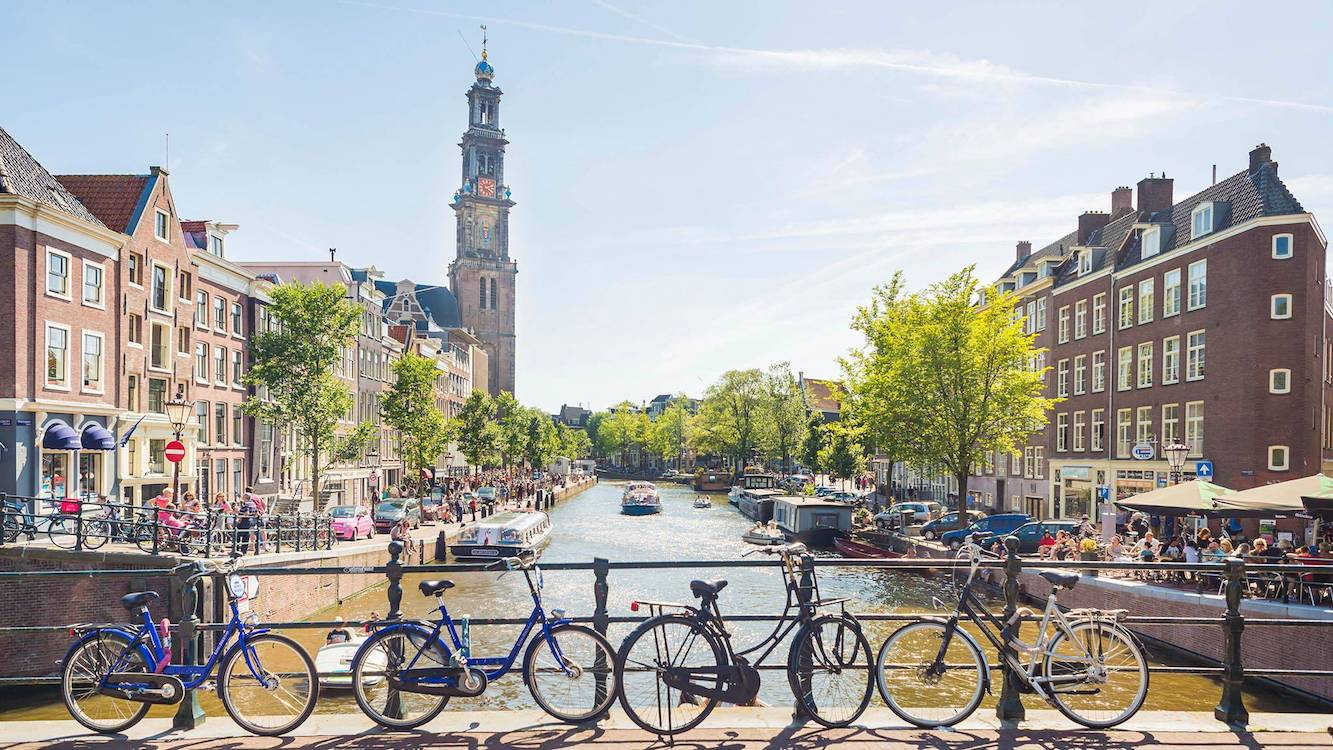 Amsterdam Banning Cars, Motorcycles by 2030