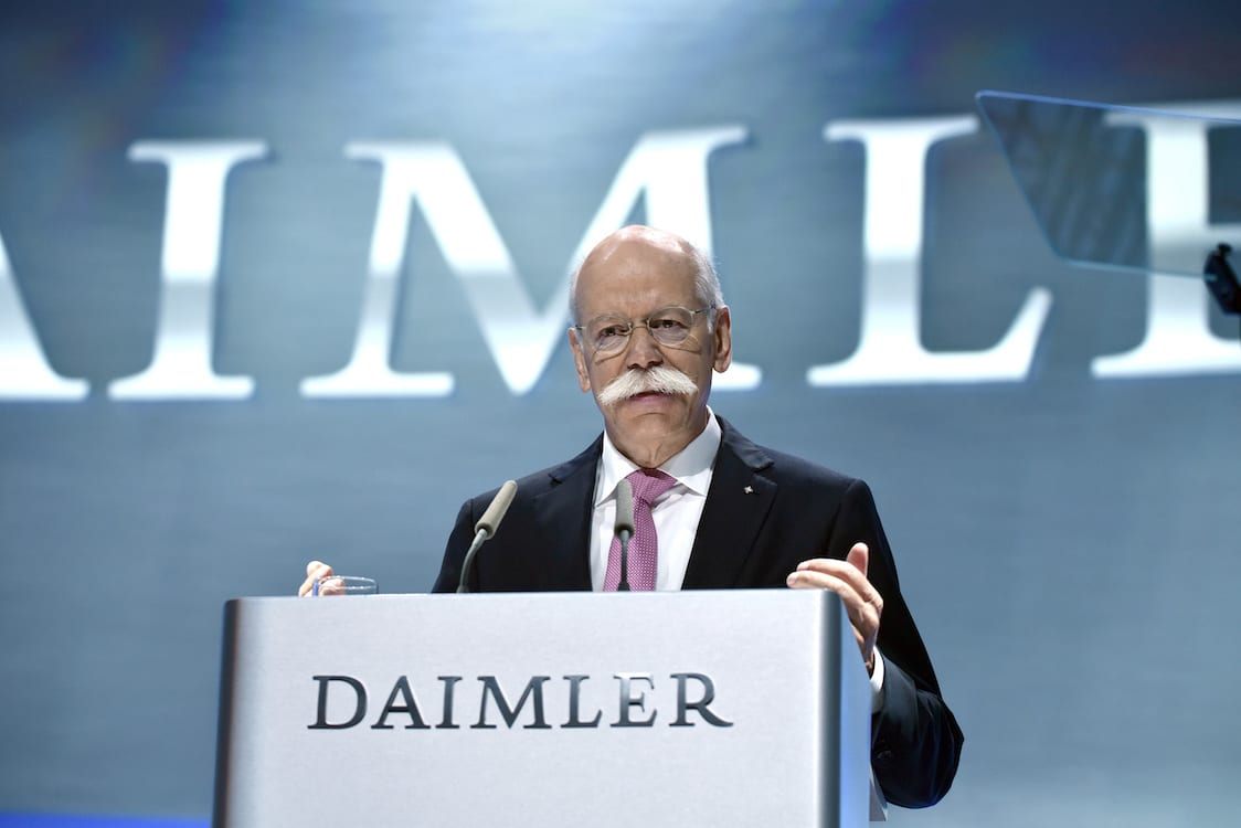 Daimler AG Ushers in New Era with Massive Reorganization