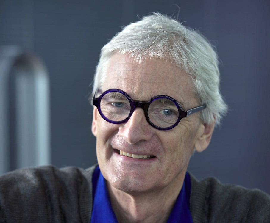 Dyson Drops Plans to Build a Battery-Electric Car Company