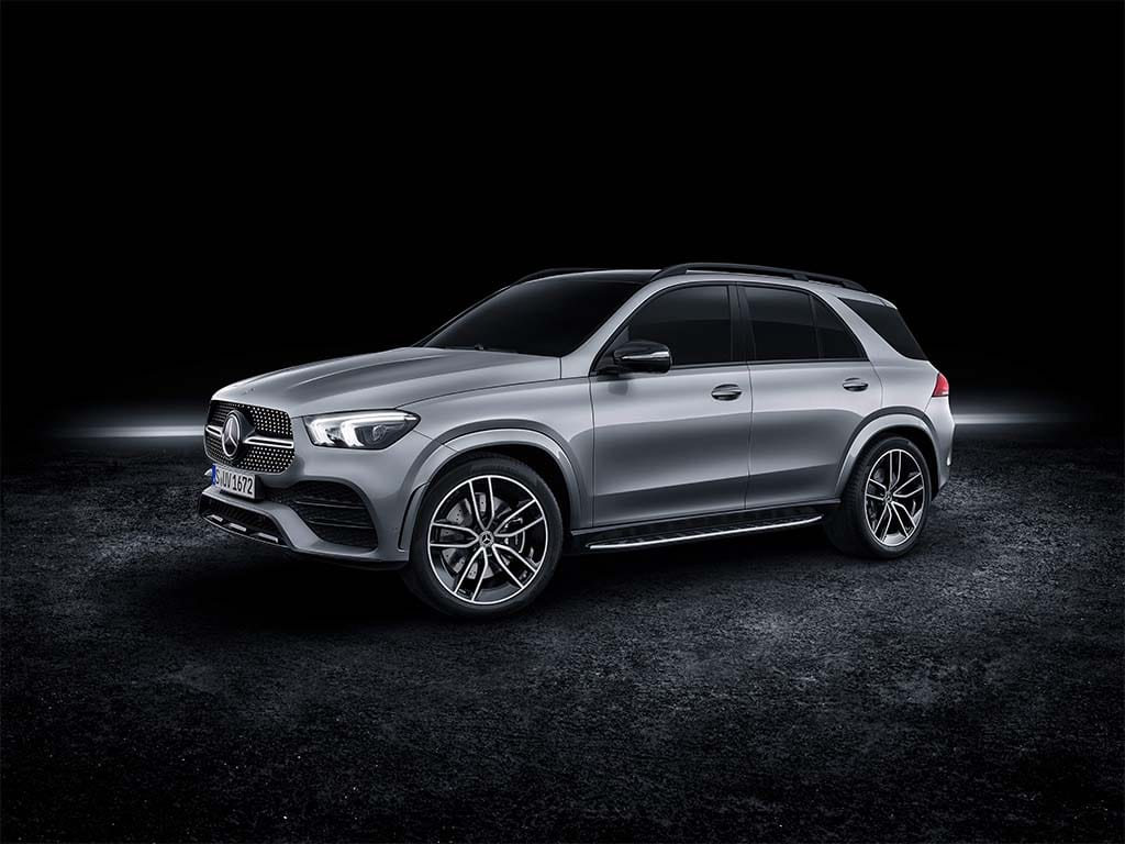 Nothing Mild About Mercedes' First Mild Hybrid, the GLE 580 4Matic