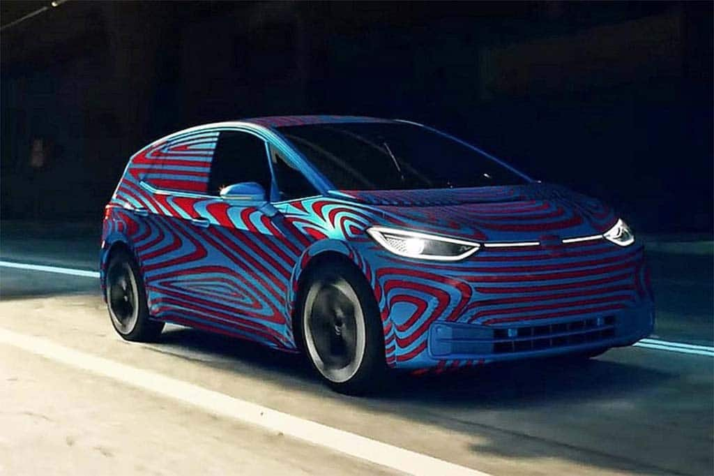 Pics, Details Leak as VW Readies its New, All-Electric Hatchback, the ID