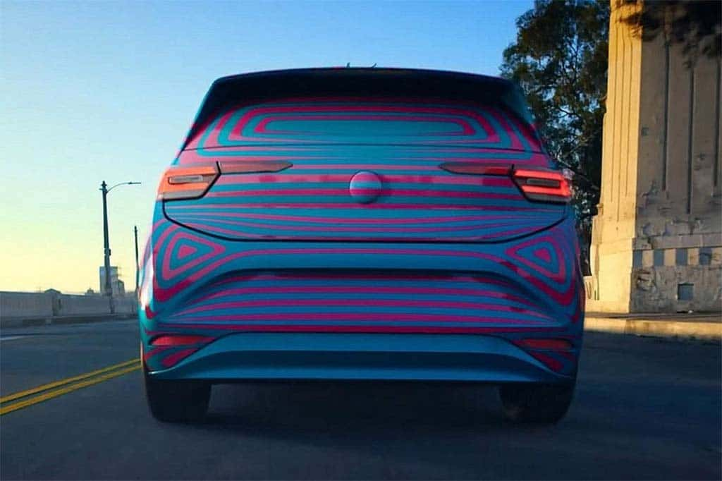 Pics Details Leak As Vw Readies Its New All Electric