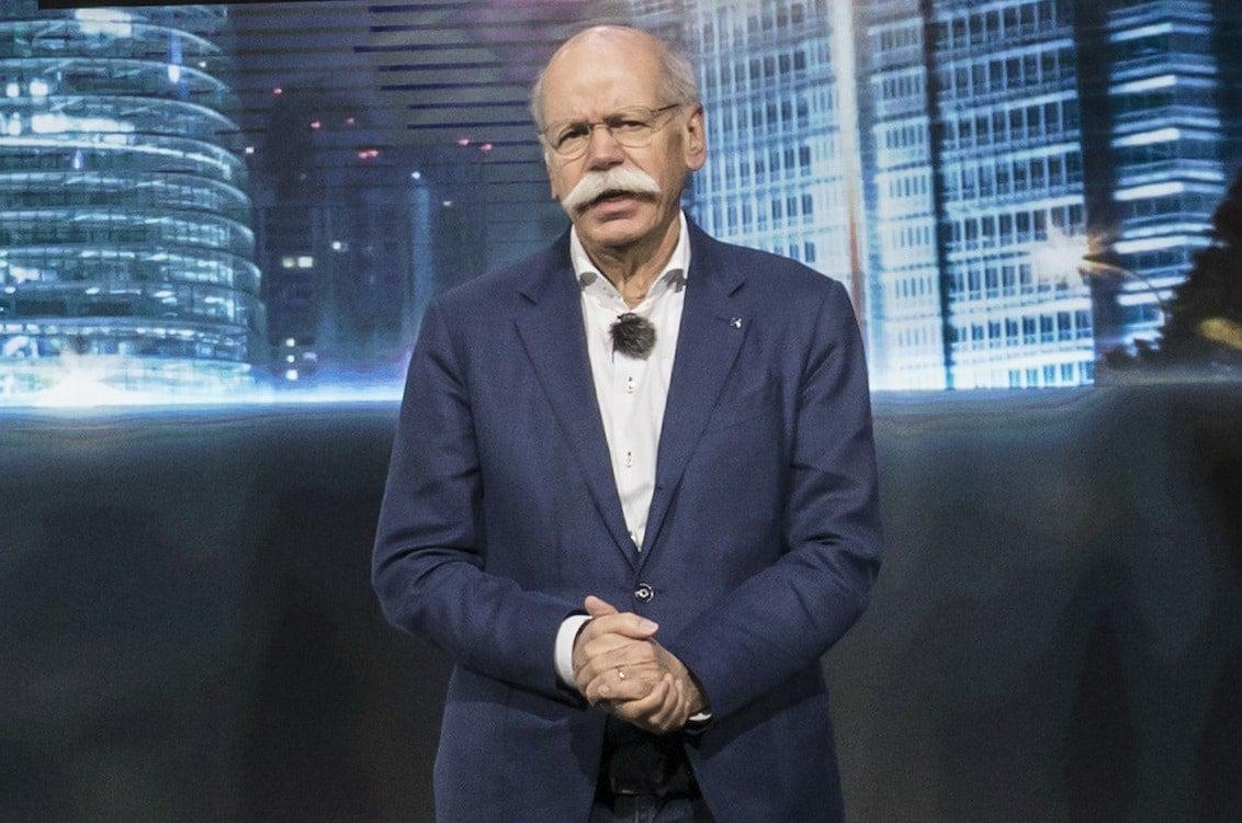 Daimler Says Diesel Ain't Dead Yet