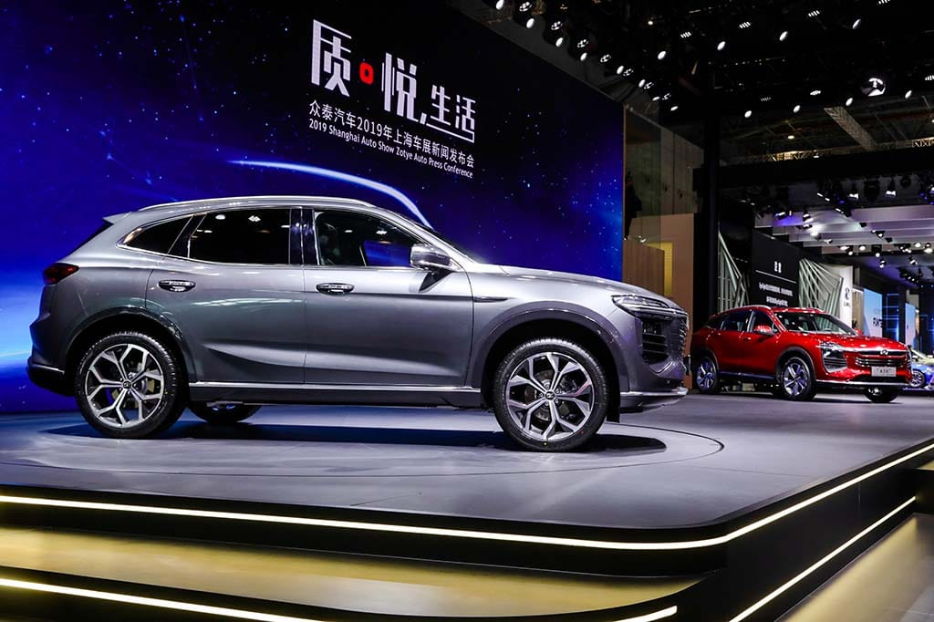 You Probably Won't Be Able to Pronounce Its Name, But Zotye is Betting You'll Want to Buy One of its SUVs