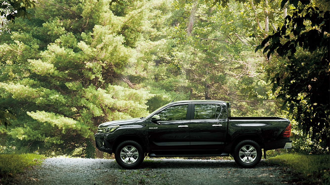 Toyota Launching Hilux Production in Myanmar