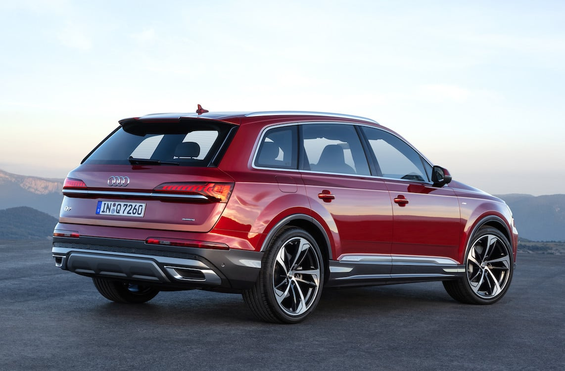 """Audi Takes Q7 SUV To The """"Next Level"""" For 2020 Model Year"""