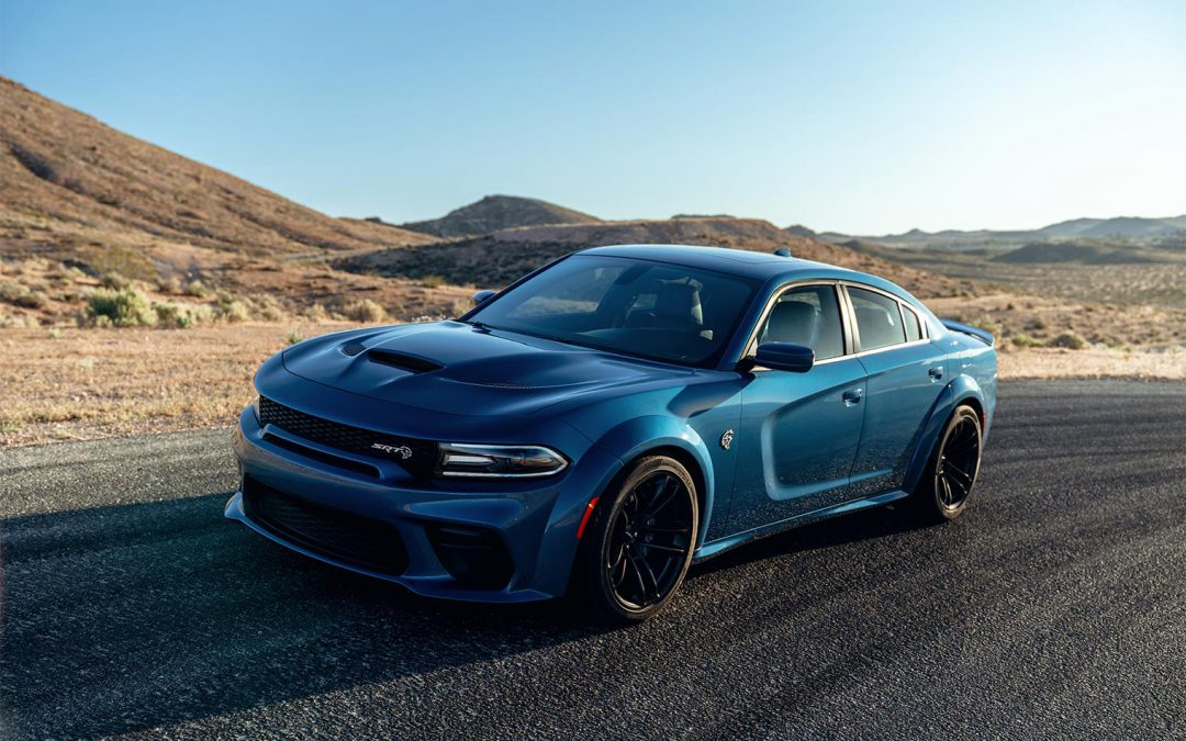 Dodge Ups Performance Ante with Charger Hellcat Widebody and Scat Pack Models