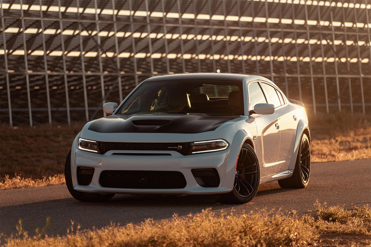 2020 Charger Widebody