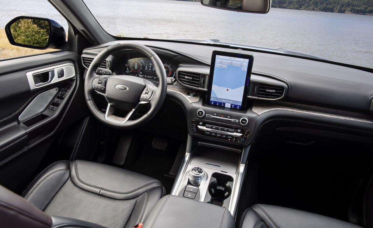 First Drive 2020 Ford Explorer Thedetroitbureau Com