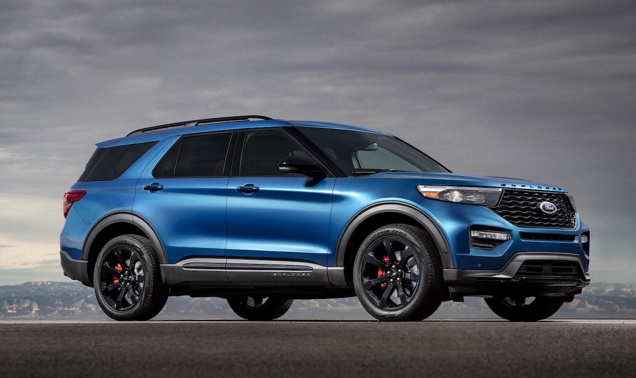 First Drive: 2020 Ford Explorer ST