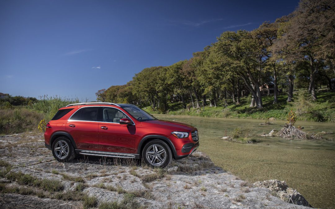 First Drive: 2020 Mercedes-Benz GLE 450