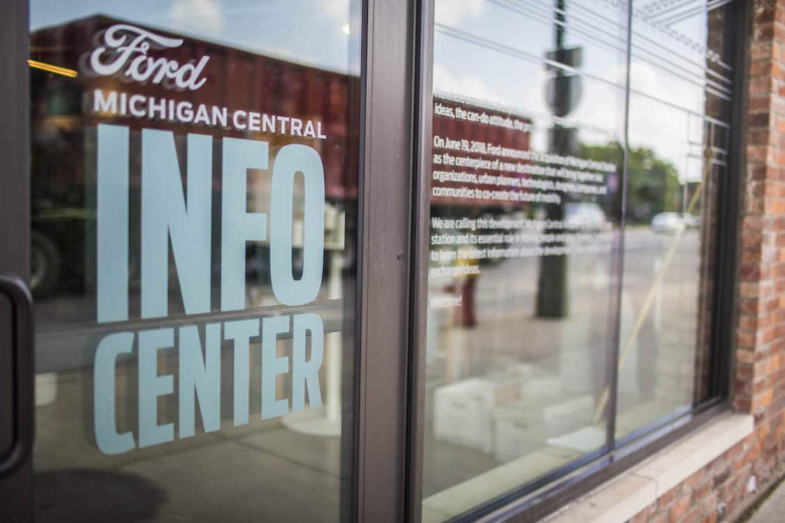 Ford Pushes Ahead with Detroit Neighborhood Redevelopment