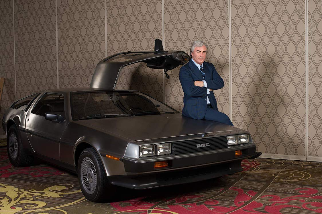 """Framing John DeLorean"" Misses Mark, Still Must-See Movie"