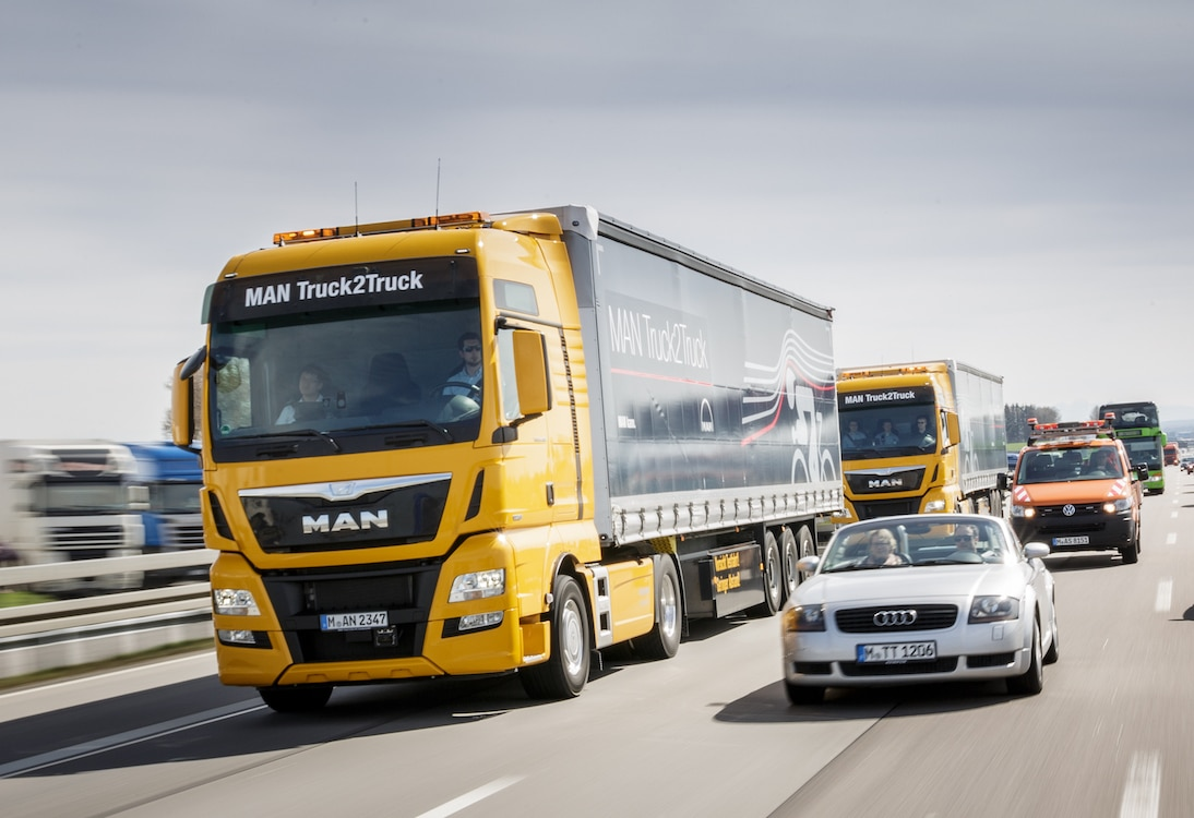 Volkswagen Ready to Sell of Part of its Traton Truck Unit