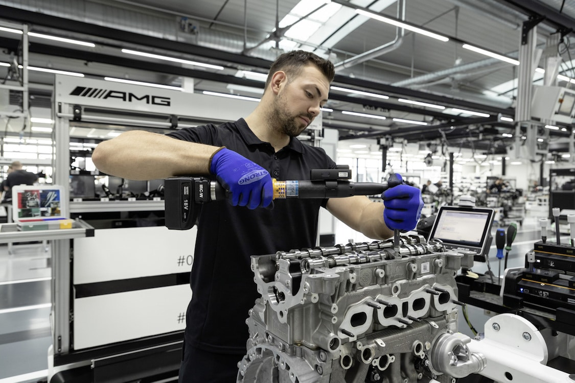 Mercedes-AMG Unveils Most Powerful 4 Cylinder Ever