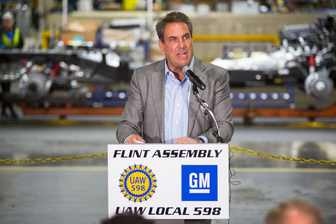 GM Rams $150 Million into Flint Plant to Up HD Truck Production