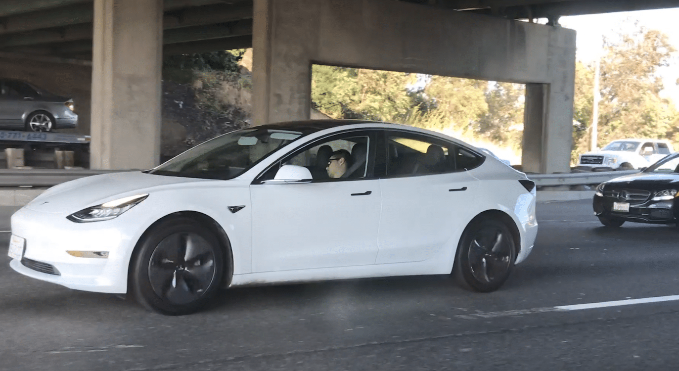 Tesla's Autopilot Helps Avoid Drowsy Driver Collisions