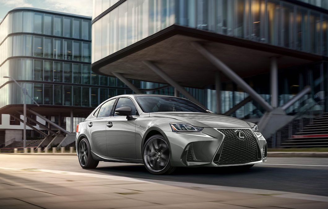 2019 Lexus IS 350 F-Sport