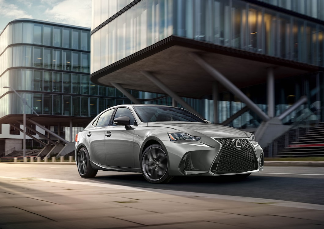 2019 lexus is 350 f