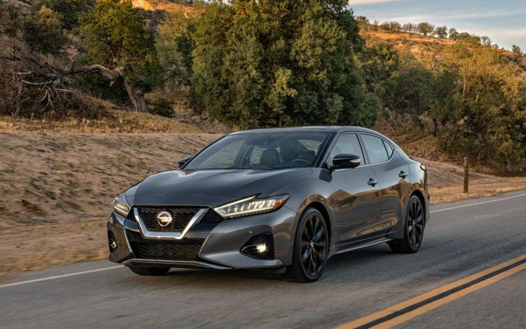 First Drive: 2019 Nissan Maxima SR