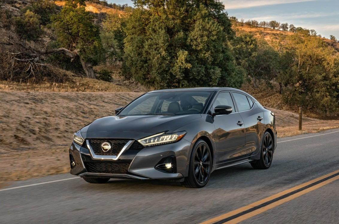 First Drive: 2019 Nissan Maxima SR | TheDetroitBureau com