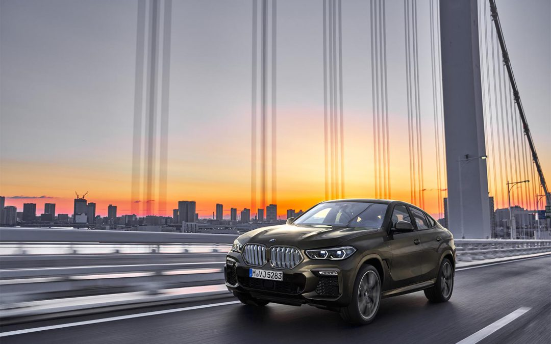 Big Makeover for 2020 BMW X6