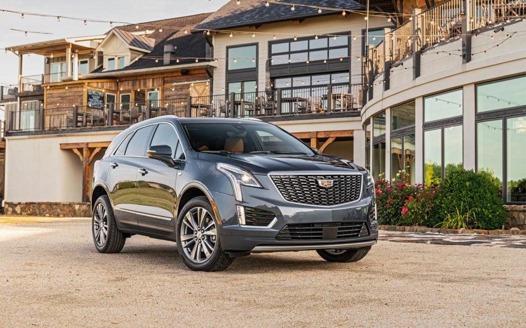 First Look: 2020 Cadillac XT5