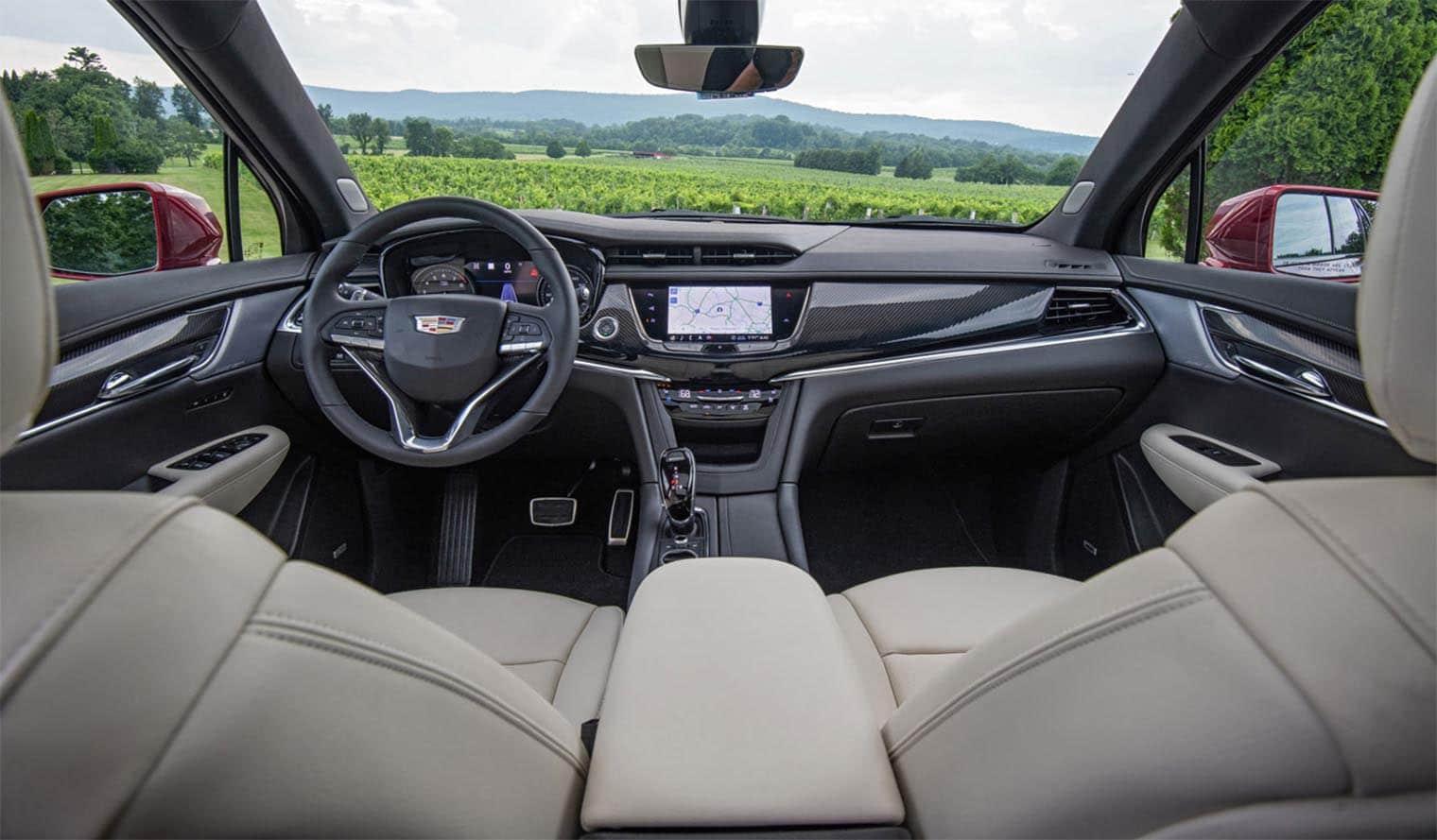 First Drive: 2020 Cadillac XT6 | TheDetroitBureau.com