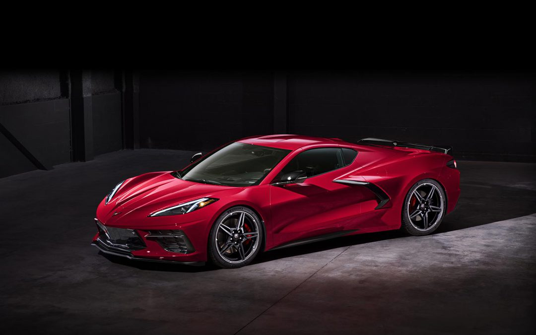 This Changes Everything – or So GM is Promising with the Debut of the 2020 Chevrolet Corvette Stingray