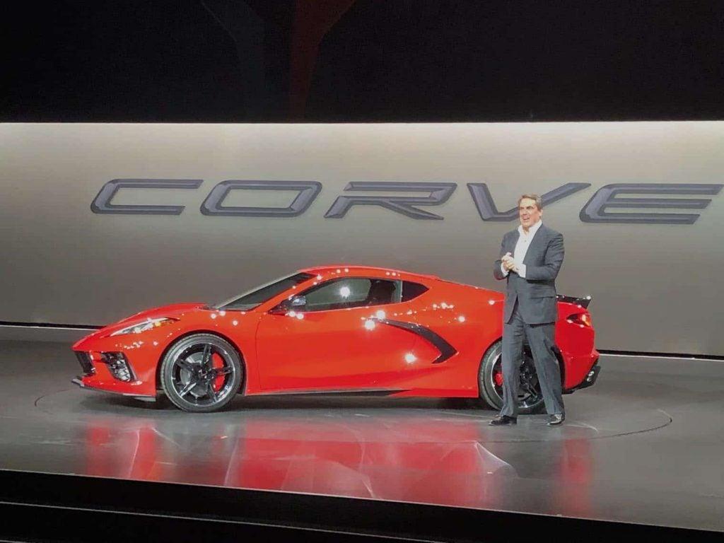 2020 Chevrolet Corvette - with Reuss